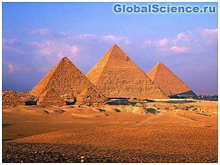 Ученые исследуют космические частицы из египетской пирамиды