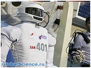 В России в 2016 году начнется разработка космических роботов