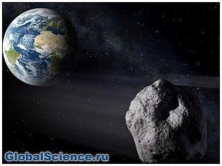 NASA: Астероид 203 TX68 пройдет на расстоянии 4,8 млн км от Земли