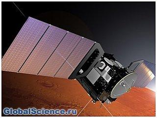 Станция ExoMars-2016 выведена на низкую околоземную орбиту видео