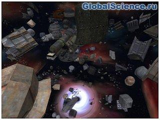 Космический мусор уничтожил японский телескоп
