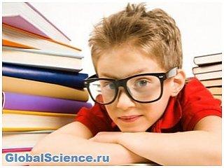 Ученые назвали главную причину близорукости у детей