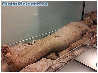 Ученые «воскресили» проклятую мумию