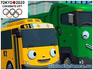 В Токио к Олимпиаде 2020 начнут курсировать «умные» автобусы