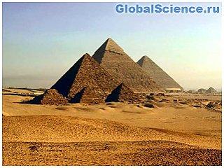 Ученые впервые использовали космические лучи для изучения пирамиды