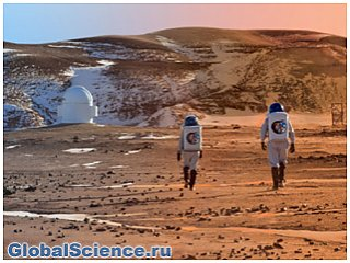 Уфологи заметили на снимках с Марса «астронавта в скафандре»