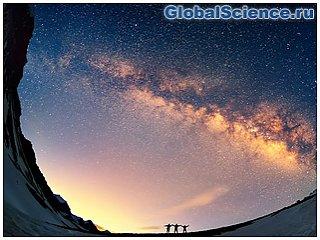 Ученые смогли определить массу Млечного Пути