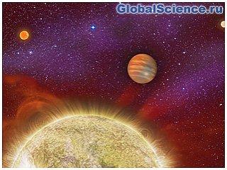 Неожиданный избыток гигантских планет в звездном скоплении