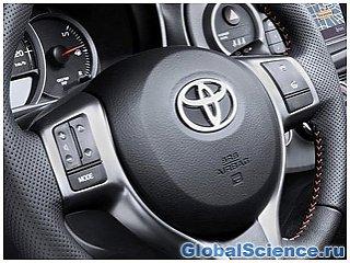Toyota отзывает 4,3 млн автомобилей по всему миру