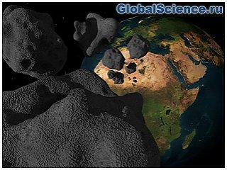 NASA: Через 12 лет огромный астероид столкнется с Землей