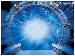 В Швейцарии Большой адронный коллайдер открыл портал в другой мир