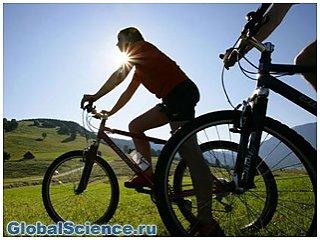 Езда на велосипеде предотвращает развитие сахарного диабета