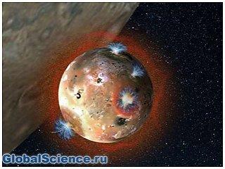Ученые: Юпитер каждые 42 часа «замораживает» атмосферу Ио
