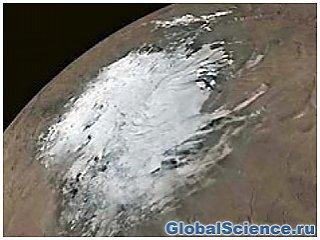 Ученые обнаружили на Марсе ледники