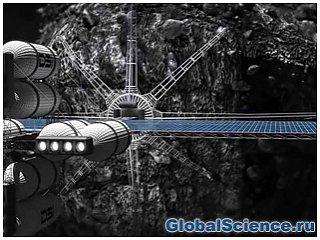 Учёные: Люди смогут добывать ресурсы из астероидов в 2020 году