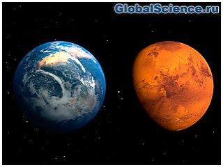 В ночь на 28 августа в небе засветит Марс
