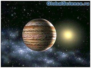 Астрономы нашли двойника Юпитера в далекой звездной системе