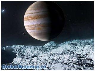 НАСА в понедельник объявит об открытиях, сделанных на спутнике Юпитера