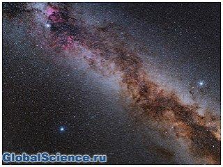 У астрономов изменилось представление о структуре Млечного пути
