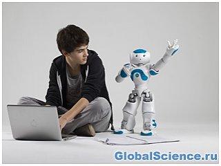 В Китае воспитанием детей займутся роботы
