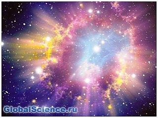 Две необычные вспышки произошли вблизи Млечного Пути