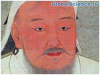 Ученые обнародовали сенсационные факты о происхождении Чингисхана