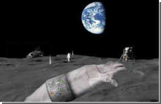 Ученые разрабатывают систему GPS навигации для Луны