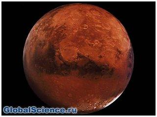 На Марсе обнаружена странная область, похожая на лабиринт