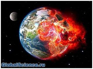 Ученый: Полное уничтожение Земли произойдет в октябре 2017 года