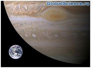 Учёные: Юпитер спасает Землю от гибели