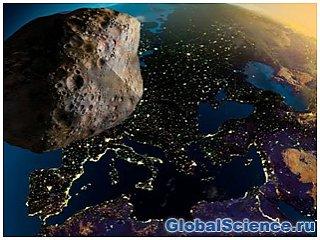 Астрономы говорят, что по Великобритании может ударить астероид