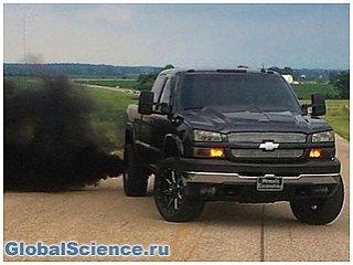 General Motors разрабатывают автомобиль на угольной пыли