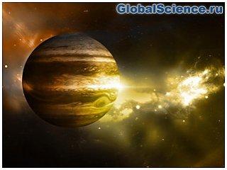 Москвичи 8 апреля смогут увидеть на небе противостояние Юпитера