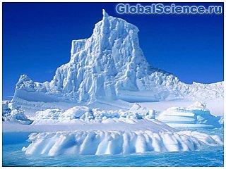 В Антарктиде с помощью Google Earth обнаружен таинственный объект