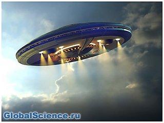 В сети появилось видео, доказывающее существование НЛО