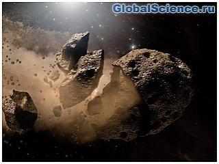 РАН рассказала об угрозах приближающегося к Земле астероида