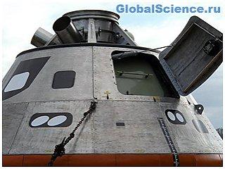 NASA провело испытания нового лунного корабля