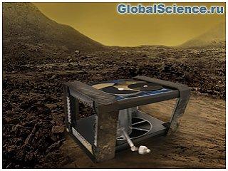 NASA показало вездеход-скелет для изучения Венеры