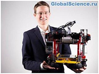 Проект 3D лаборатории Петра Палчевски для подготовки к развитию космической индустрии