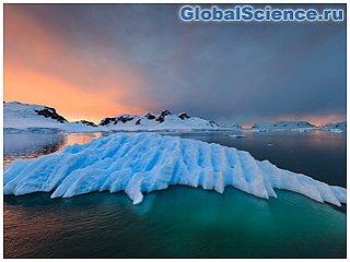 В Антарктиде побит очередной температурный рекорд