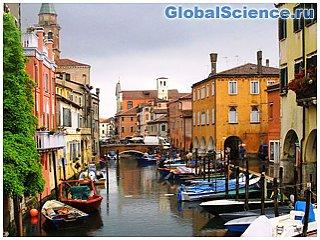Под водами Венеции обнаружена сохранившаяся дорога Древнего Рима