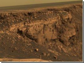 "Марсоход ""Opportunity"" выбрался из кратера Виктория"