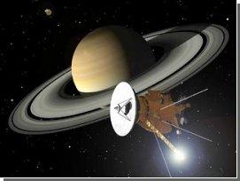 Cassini изучит молекулы вокруг луны Сатурна Энцелада