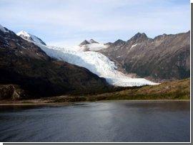 Чилийский ледник может исчезнуть через 50 лет