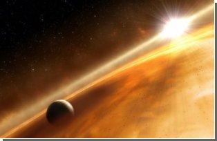 Телескоп NASA Hubble впервые явил миру фото экзопланеты
