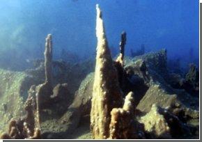 600 миллионов тонн углерода на дне океана