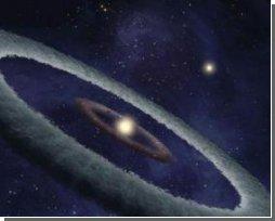 В космосе формируется планета, похожая на нашу Землю?