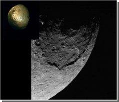 """Загадка """"двуличности"""" луны Сатурна решена!"""