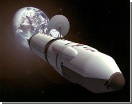 Пластик защитит астронавтов во время полета на Марс