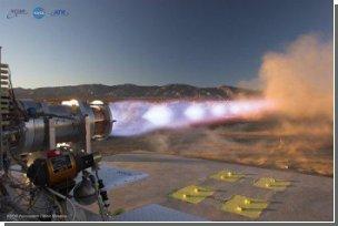 Новый ракетный двигатель: метан на службе у космонавтики. Видео